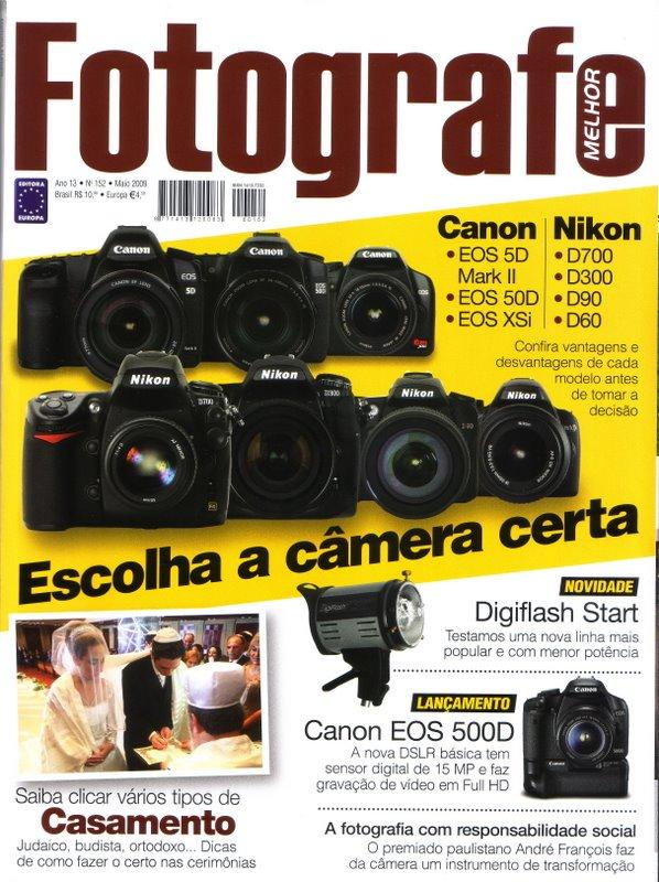 Capa da edição de Maio 2009