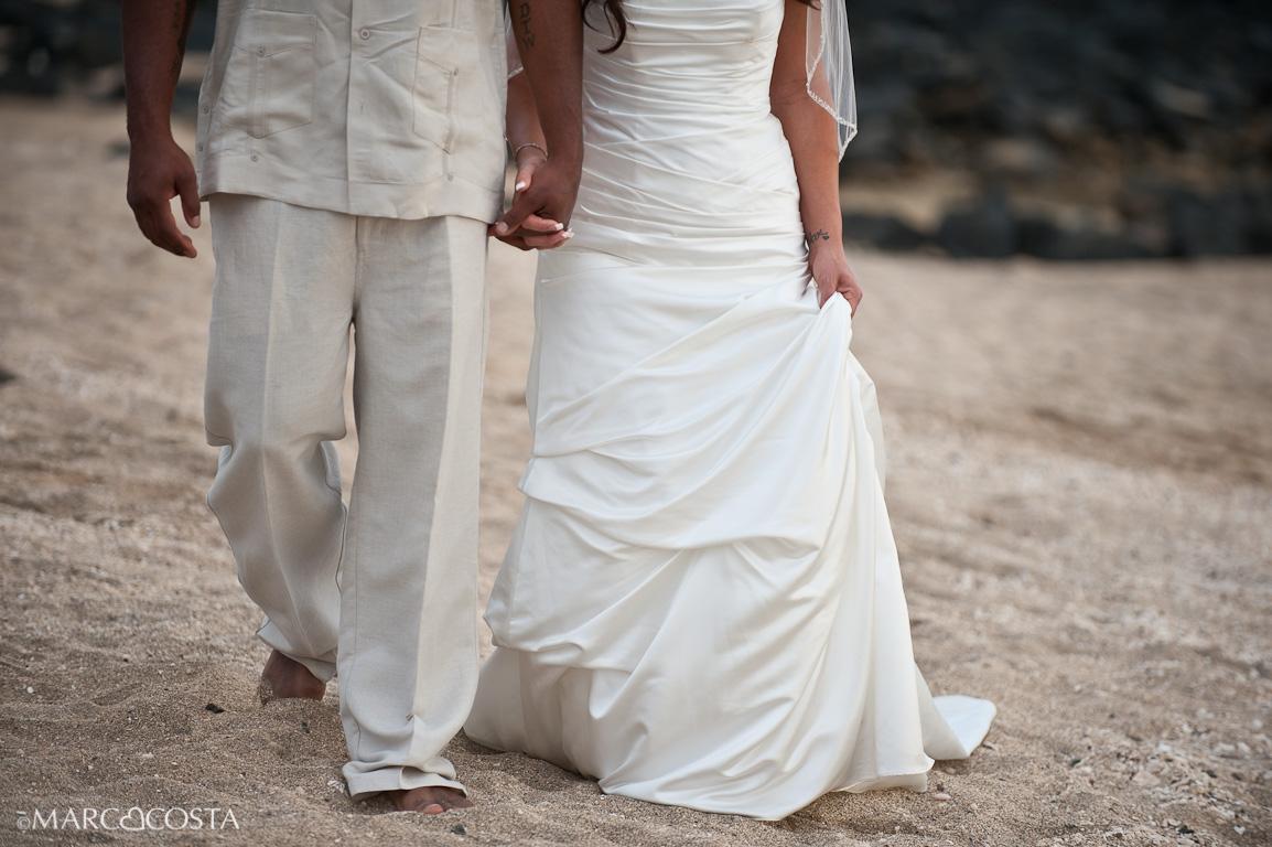 Trash the dress – Joanne and Nico